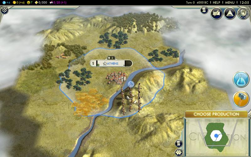 Civilization 5 - le rapport de partie (de la mort) (2/6)