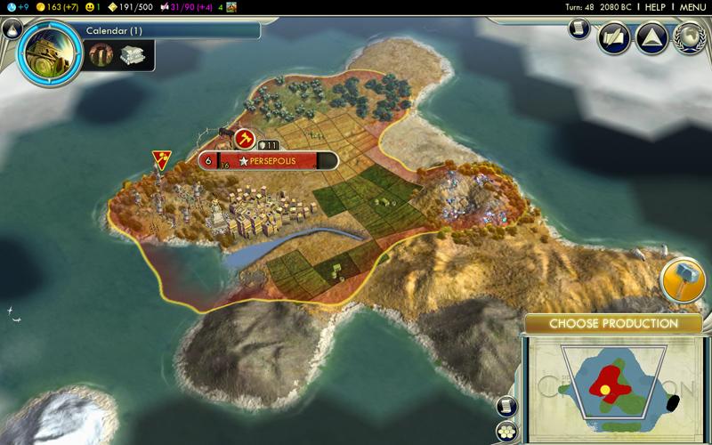 Civilization V - Rapport express (1/6)