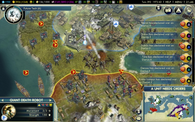 civilization 5 comment avoir du petrole