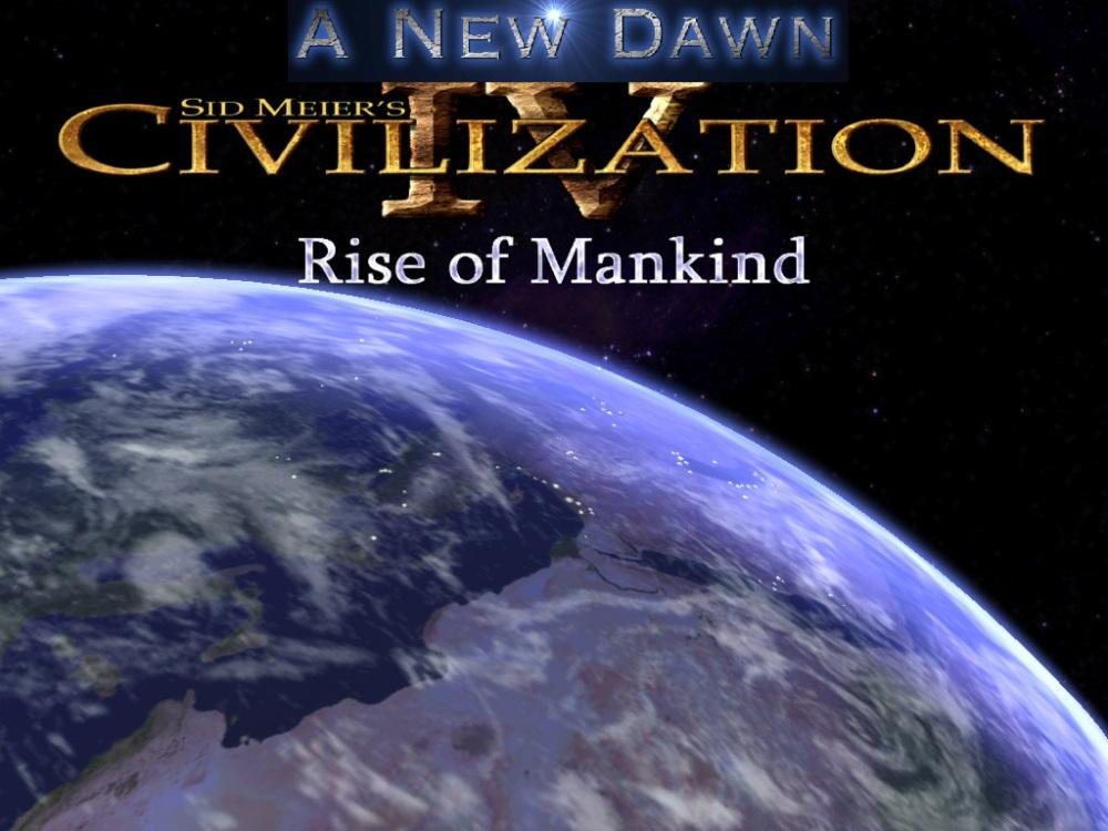 Civilization 4: Rise of Mankind - le rapport de partie (de la mort aussi) (1/6)