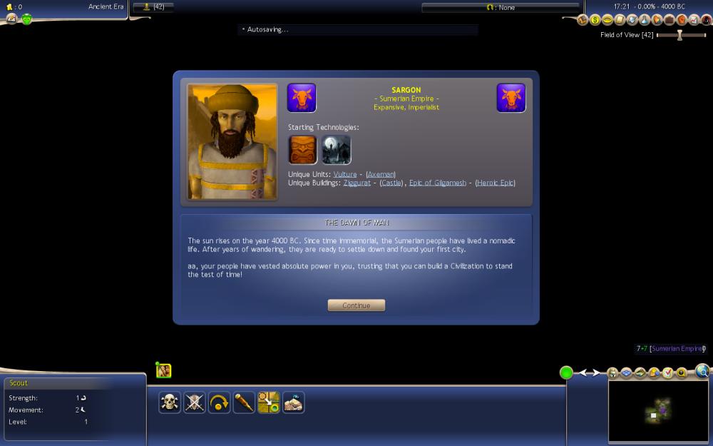Civilization 4 : History Rewritten - Le rapport de partie (avec des vrais morceaux de mort dedans) (2/6)