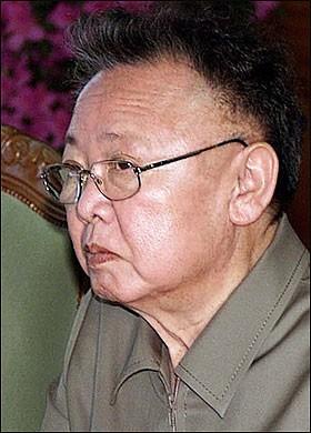 L'a pas l'air bien le Kim quand même